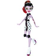 "(X3671-3674) Кукла Школа монстров ""Ролики"" Оперетта, фото 1"