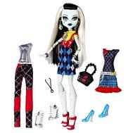 """(X4490-4491) Кукла Школа монстров """"Я люблю моду"""" Фрэнки Штейн, фото 1"""