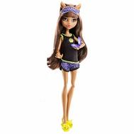 """(X4514-4516) Кукла Школа монстров """"Пижамная вечеринка"""" Клодин Вульф, фото 1"""