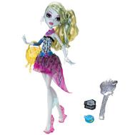 "(X4528-4530) Кукла Школа монстров ""Вечеринка"" Лагуна Блю, фото 1"