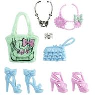 """(N4811-7867) Набор обуви и аксессуаров для куклы Барби """"Модный стиль"""", фото 1"""