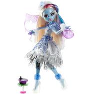 "(Y0366) Кукла Школа монстров ""Маскарадный костюм"" Эбби Боминейбл, фото 1"
