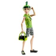 "(Y0392-0395) Кукла Монстер Хай ""Путешествие в Скариж"" Дьюс Горгон, фото 1"