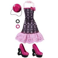 "(Y0397-0398) Monster High Набор одежды ""Модный гардероб"" Дракулаура, фото 1"