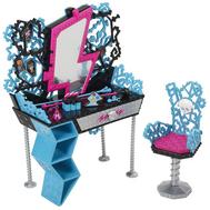 "(Y0404) Monster High Набор ""Трюмо с зеркалом"" Френки Штайн, фото 1"