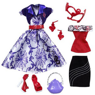 """(Y0405) Monster High Набор одежды """"На каждый день"""" Оперетта, фото 1"""
