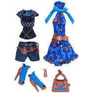 """(Y0402-0407) Набор одежды Монстер Хай """"На каждый день"""" Робекка, фото 1"""