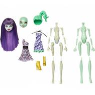 """(Y6608-0416) Кукла Школа монстров """"Создай своего монстра"""" Мумия, Горгона, фото 1"""