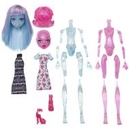"""(Y6608-0417) Кукла Школа монстров """"Создай своего монстра"""" Сосулька, Водяная, фото 1"""