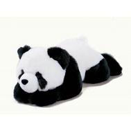(63-300) AURORA Игрушка Мягкая Панда лежачая 79 см, фото 1