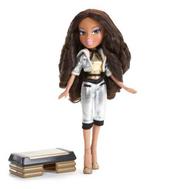 (389071) Кукла Братц Мода плюс спорт,Жасмин-степ-аэробика, фото 1