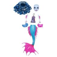 "(W9175-0419) Кукла Школа монстров ""Создай своего монстра"" Сирена, фото 1"