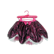 (9050014) Monster High Petti Skirt - Pink Shiny Animal Print, фото 1