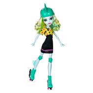 "(X3671-3673) Кукла Школа монстров ""Ролики"" Лагуна Блю, фото 1"