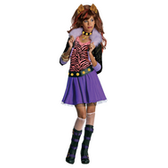 (881794) Monster High Clawdeen Wolf Halloween Costume - Child Medium, фото 1
