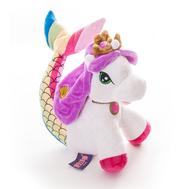 (15-11) Игрушка мягкая лошадка Филли Русалочка 30 см, фото 1