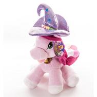 (23-90) Игрушка мягкая лошадка Филли ведьма Кадабра 25 см, фото 1
