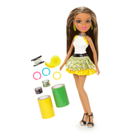 (528777) Игрушка кукла Bratz Супердизайнер, Жасмин, фото 1