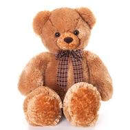 AURORA Игрушка мягкая Медведь с бантом 69 см (30-149), фото 1