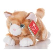 AURORA Игрушка мягкая Котенок рыжий 22см, фото 1