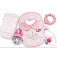 Игрушка Baby Annabell Памперсы, соска, бутылочка, слюнявчик, кольцо, фото 1