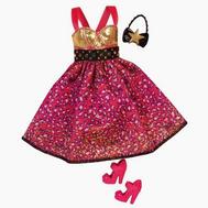 """(N8328-BCN57) Набор одежды для Барби """"Игра с модой"""", фото 1"""
