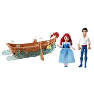 Набор игровой MATTEL Принцесса - Ариэль и Эрик на лодке, фото 1