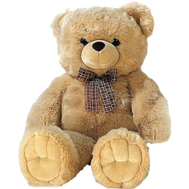 AURORA Игрушка мягкая Медведь 120 см (110-09), фото 1