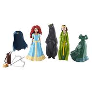 Набор Disney Princess Храбрая сердцем куклы Мерида и королева Элинор фигурка медведя и аксессуары, фото 1