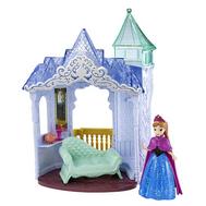 Disney Princess. Кукла Анна из м/ф Холодное сердце с замком и аксессуарами, фото 1