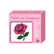 Вышивка. Роза (Россия), фото 1