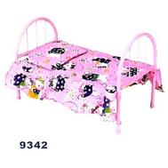 Кровать для куклы 46*25*32 см (Китай), фото 1