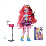 "Кукла My Little Pony ""Эквестрия Герлз РОК"" Pinkie Pie  со звуком, фото 1"