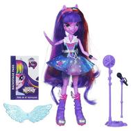 """Кукла My Little Pony """"Эквестрия Герлз РОК"""" Twilight Sparkle  со звуком, фото 1"""