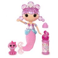 Игрушка кукла Lalaloopsy Русалочка с пеной для ванн, морской бриз, фото 1