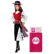 """Кукла Барби Коллекционная """"Кукла Мира"""" Чили , Pink Label, фото 1"""