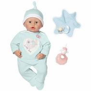 Игрушка Baby Annabell Кукла-мальчик с мимикой, 46 см, фото 1