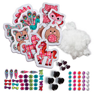Игрушка Sew Cool Набор для шитья, мягкие игрушки, фото 1