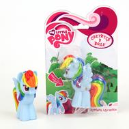 My Little Pony. Фигурка пластизоль Пони Радуга, со светом, в блистере, фото 1