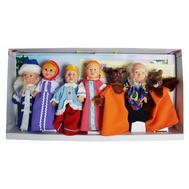 Набор Кукольный театр 7 персон 2 вариант, фото 1