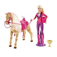 Barbie. Кукла Барби на Лошади, фото 1