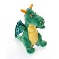 Игрушка мягкая Aurora  Дракон зеленый, 20 см, фото 1