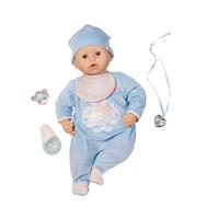 Кукла мальчик с мимикой 46 см Baby Annabell (792-827), фото 1