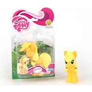 My Little Pony. Пони Apple Jack 9 см, в блистере, ПВХ, фото 1
