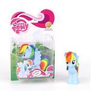 My Little Pony. Пони Rainbow 9 см, в блистере, ПВХ, фото 1