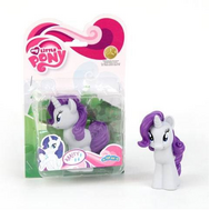My Little Pony. Пони Rarity 9 см, в блистере, ПВХ, фото 1