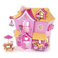 Игровой набор Mini Lalaloopsy Пряничный домик с тремя куколками, фото 1