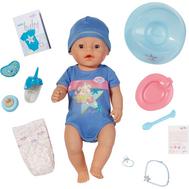 Пупс-мальчик интерактивный 43 см Беби Бон (Baby Born) (819-203), фото 1