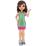Игрушка Miworld  Кукла- управляющий магазином 13 см., фото 1
