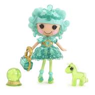 Игрушка кукла Mini Lalaloopsy, Изумруд, фото 1